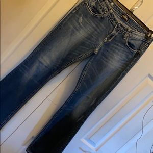 Rebuck for express jeans